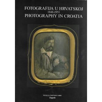 VLADIMIR MALEKOVIĆ : FOTOGRAFIJA U HRVATSKOJ 1848-1951